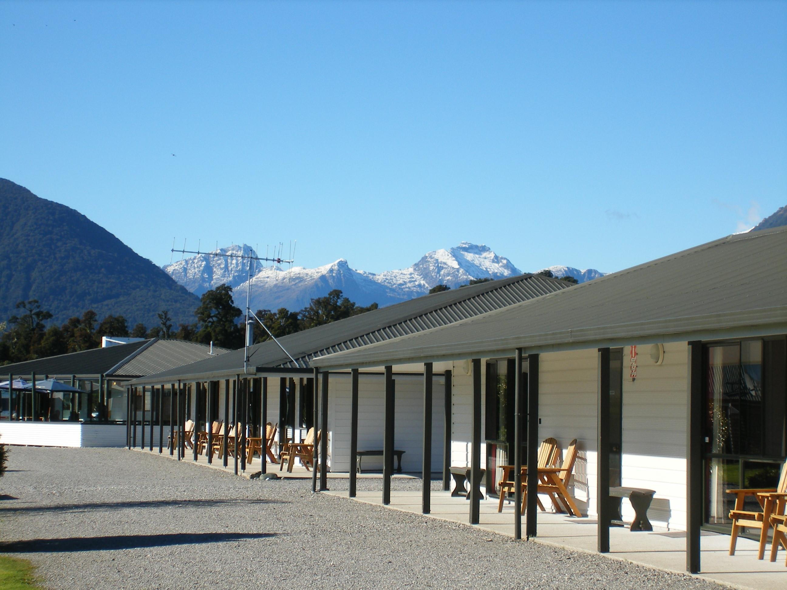 Heritage Park Lodge