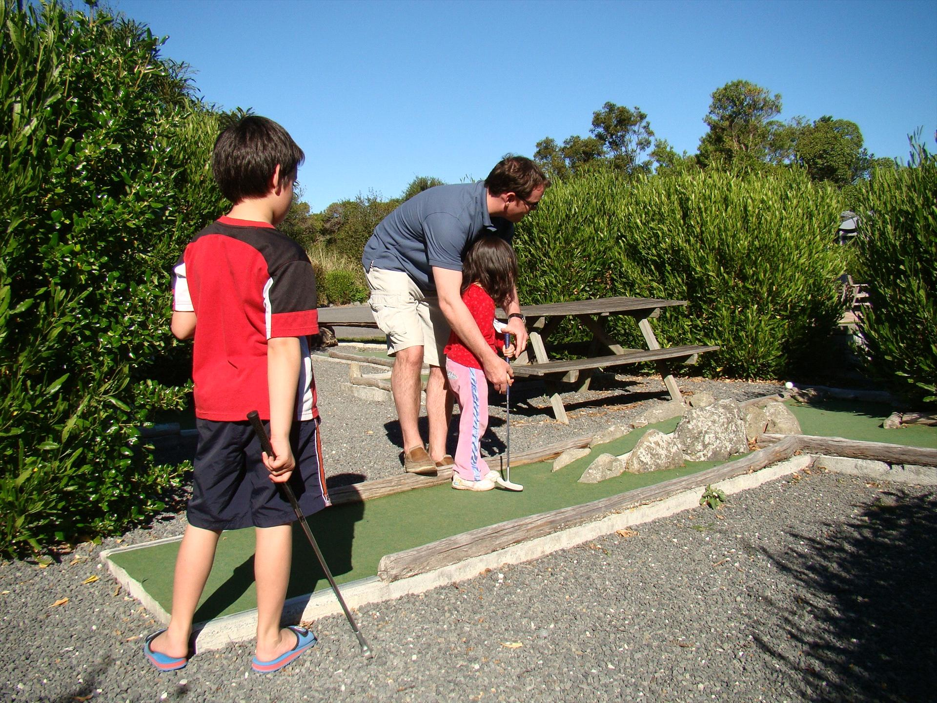 Kaikoura Peketa Beach Holiday Park