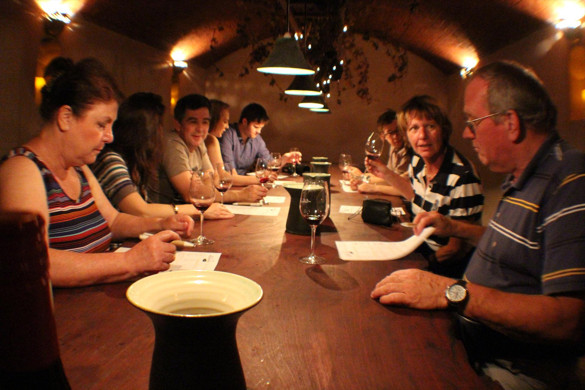 Barossa Boutique Wine Tours