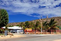 Ningaloo Lighthouse Holiday Park