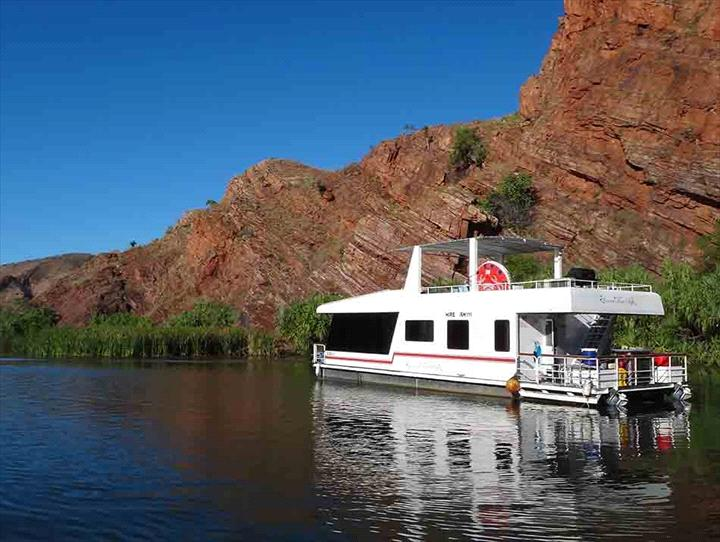 Ord River Houseboats