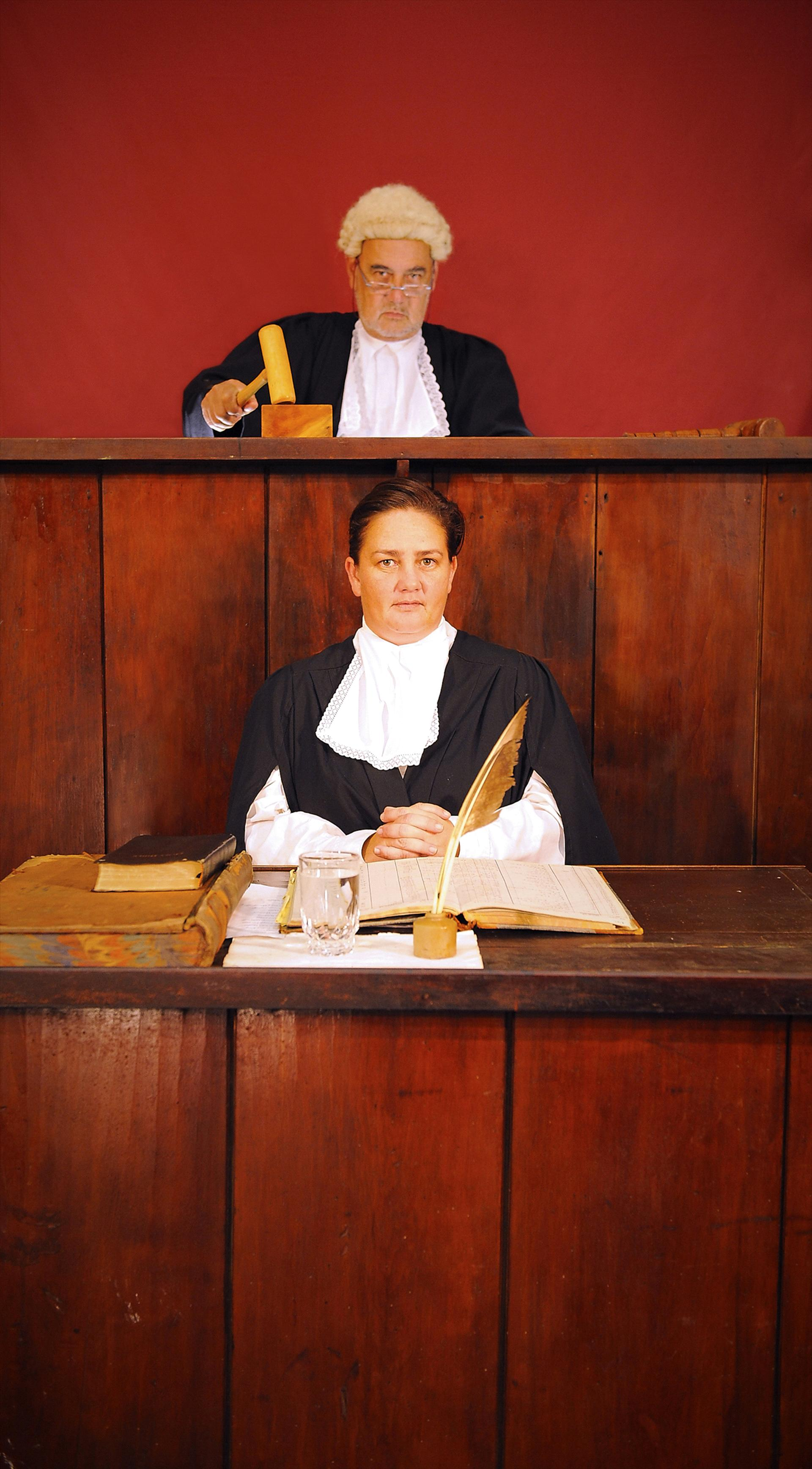 Trial of the 15 - Historical Play