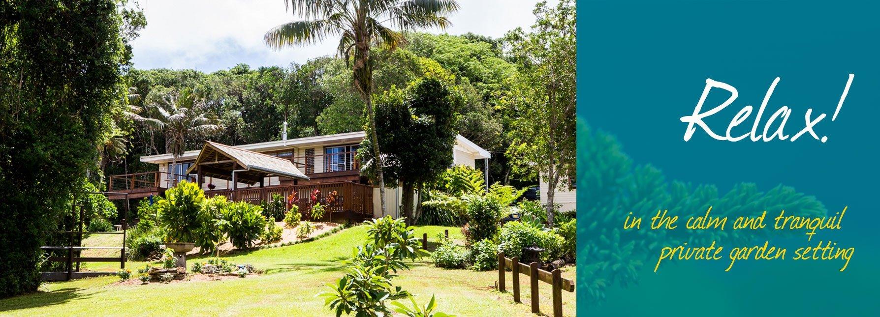 Hideaway Retreat Norfolk Island