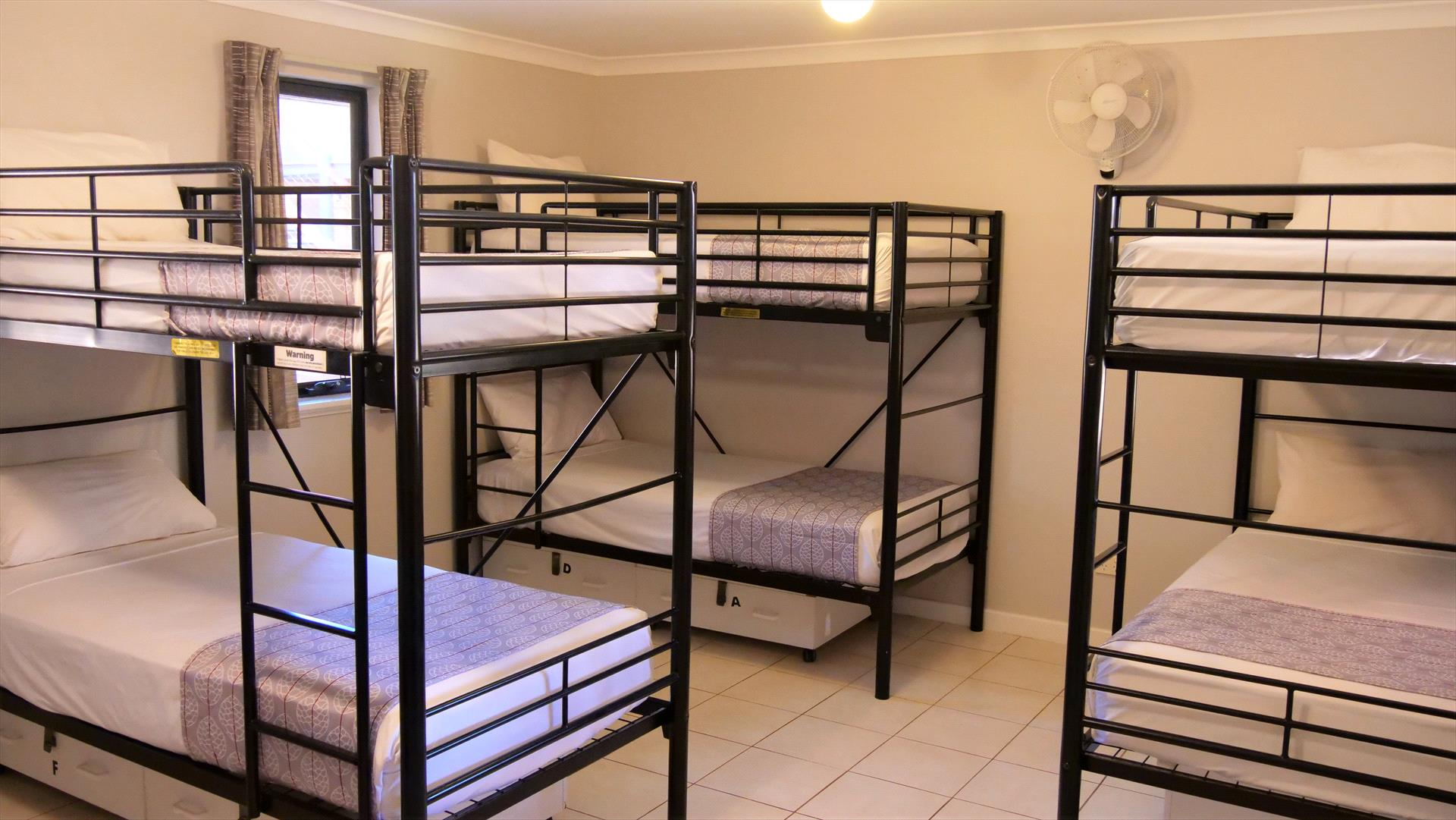 8 Bed Dorm Sole Use Room Image