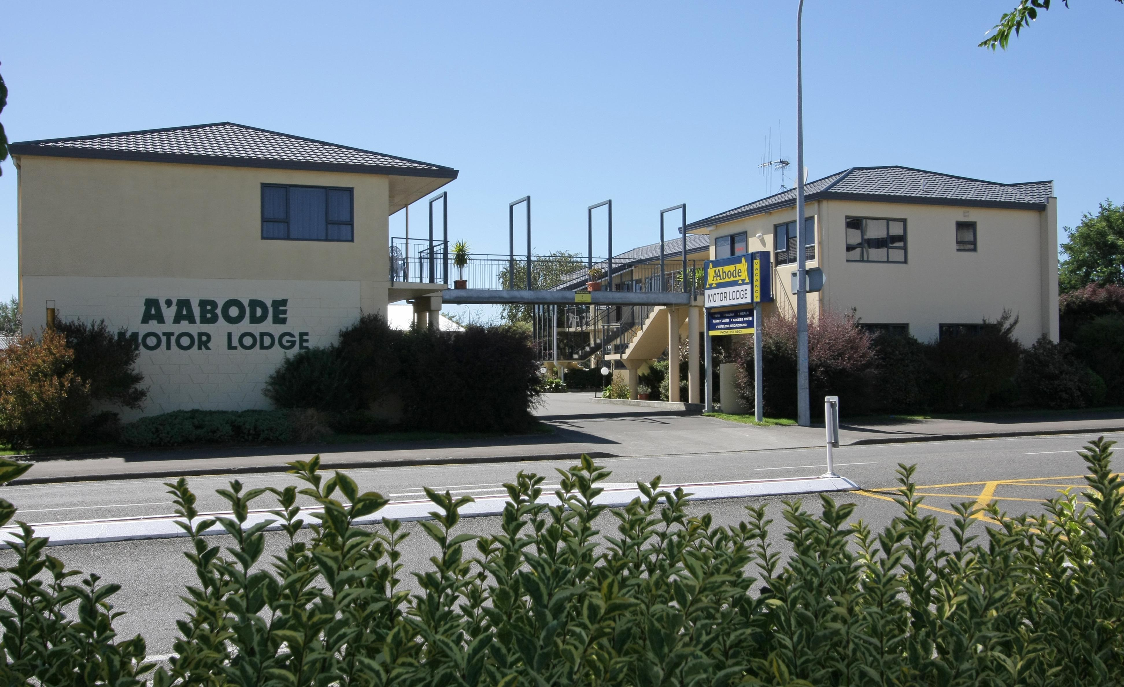 A' Abode Motor Lodge
