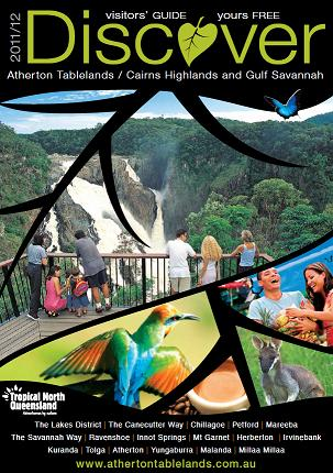 Discover - Atherton Tablelands / Cairns Highlands and Gulf Savannah