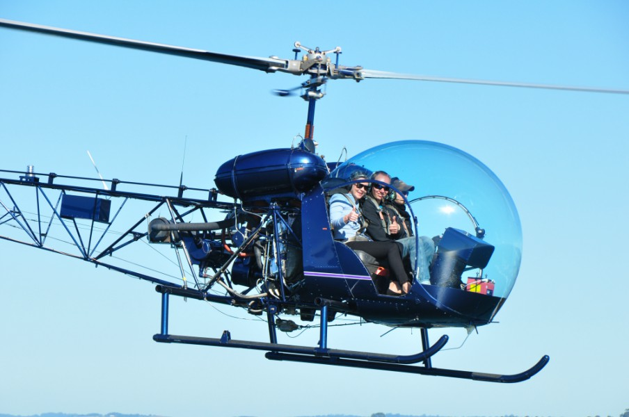 Air T & G Scenic Helicopter Tours
