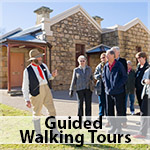 Echoes of History Guided Walking Tour Beechworth precinct history gold walk main streets iconic figures miners alluvial