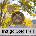 Indigo Gold trail beechworth rutherglen yackandandah chiltern indigo shire history audio tour available