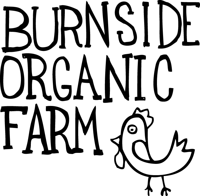 Burnside Organic Farm logo