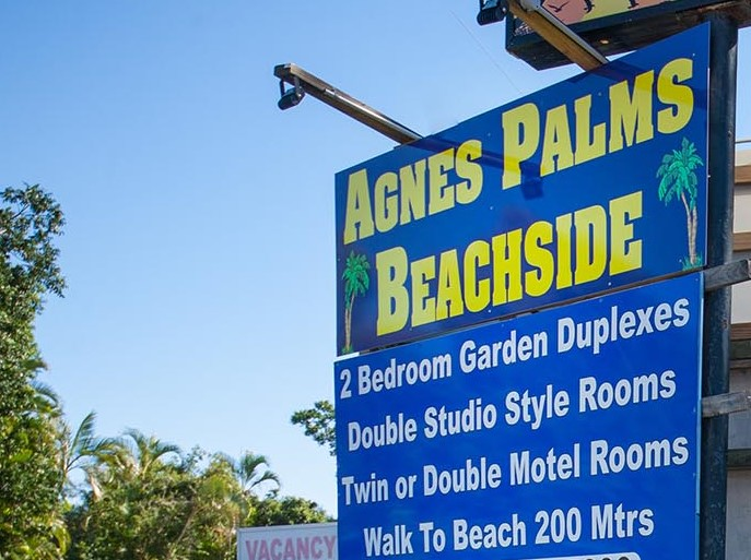 Agnes Palms Beachside Accommodation