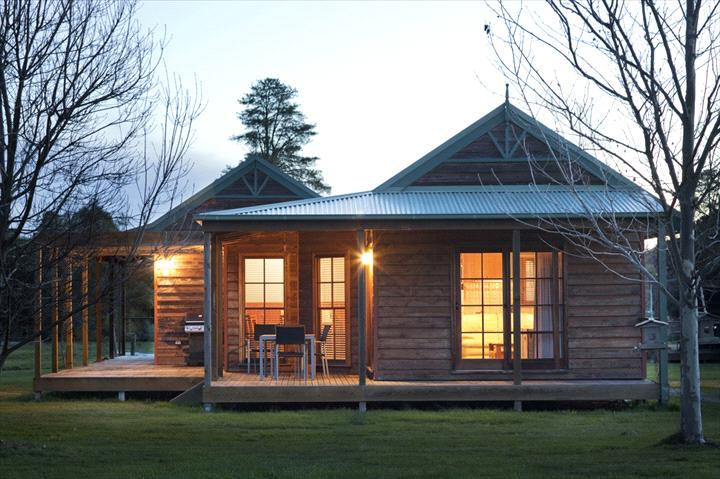 Beechworth Cedar Cottages