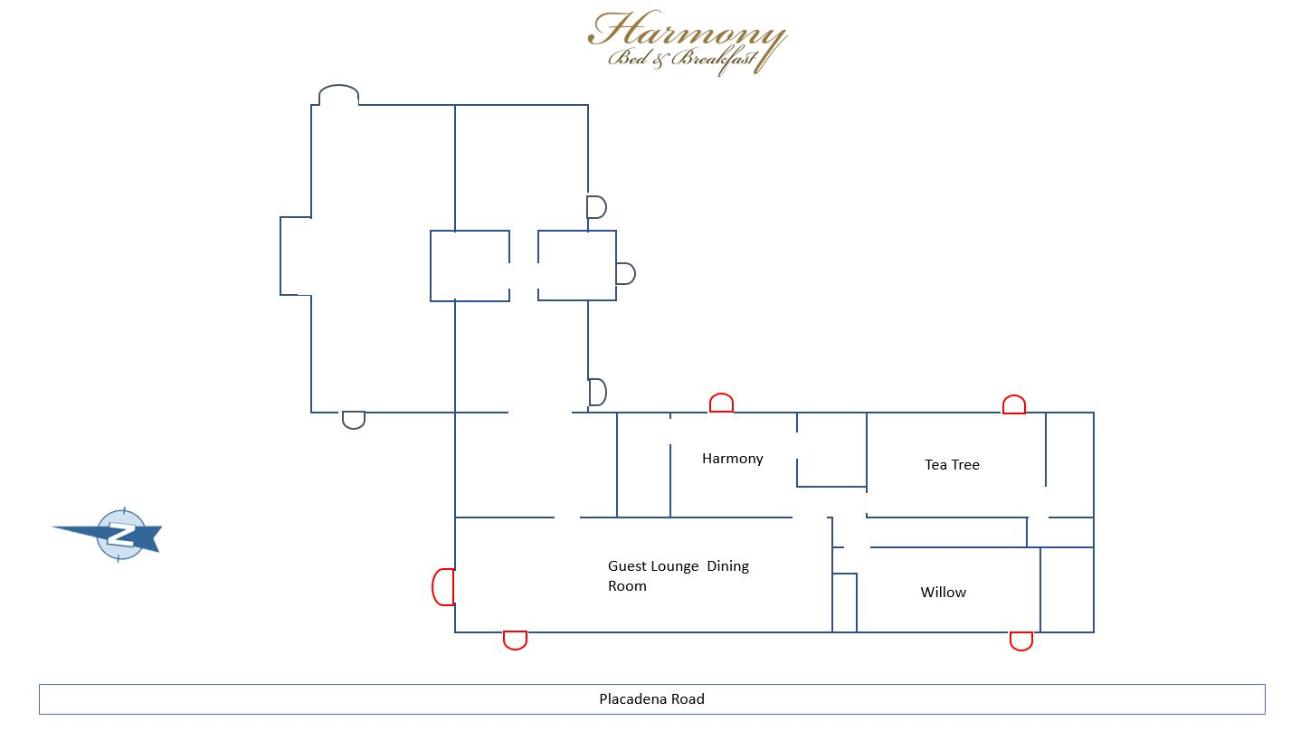 Harmony Bed and Breakfast