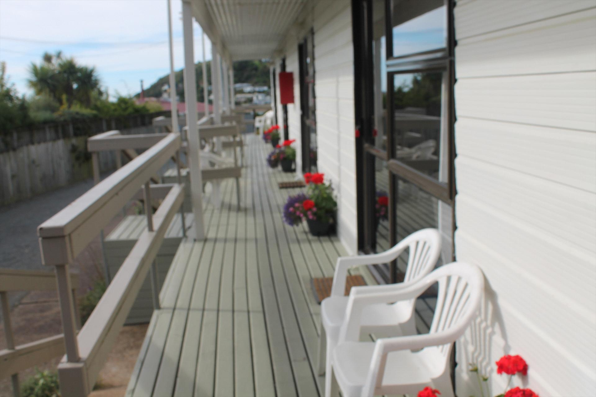 Moeraki Beach Motel