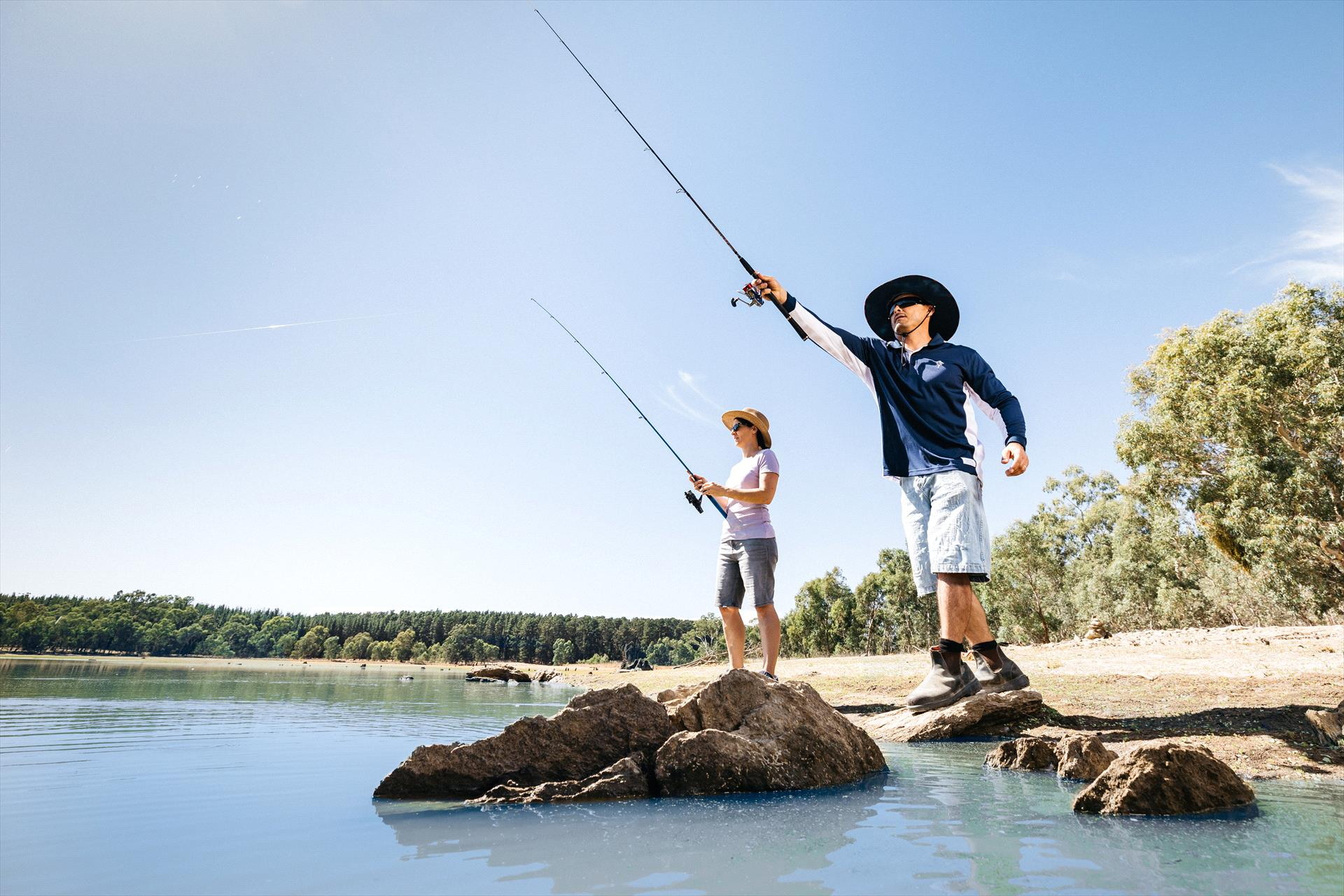 Recreational Fishing Permit – Reservoirs