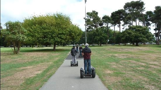 Christchurch Segway Tour