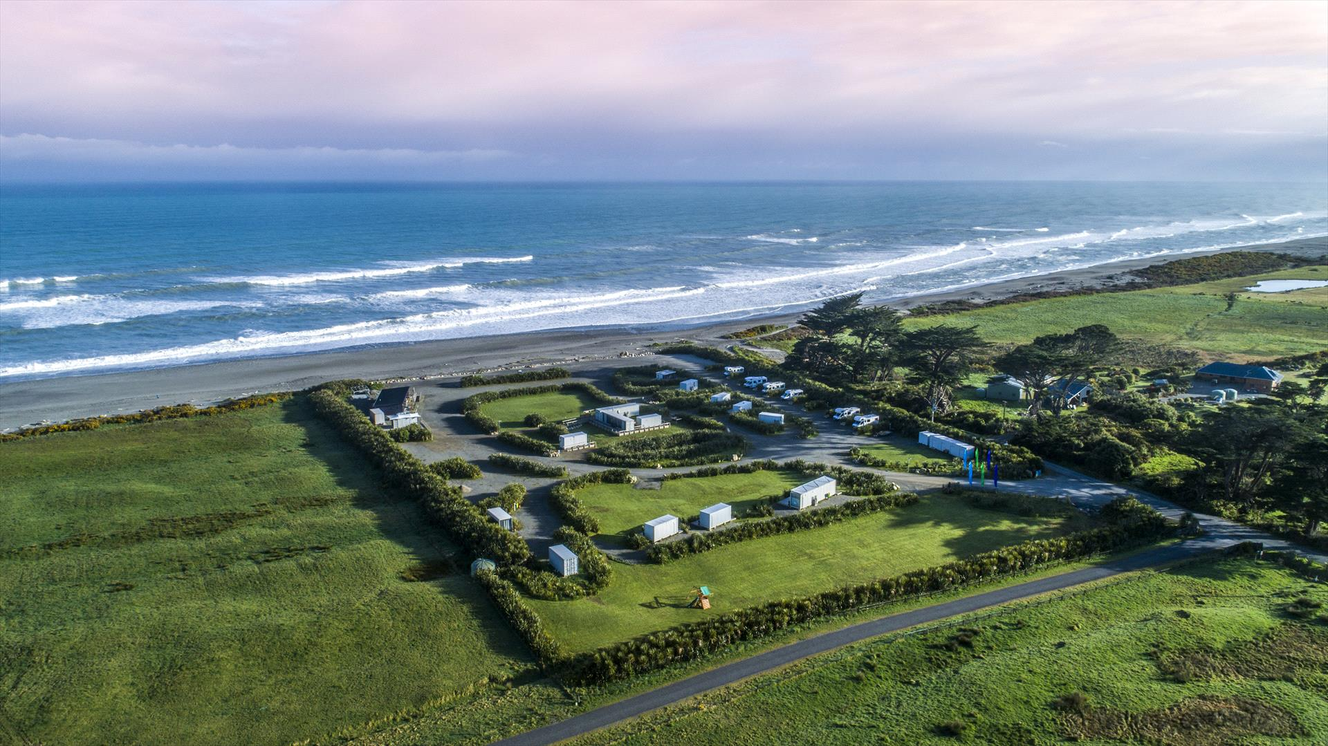 Ross Beach Top 10 Holiday Park