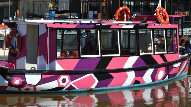Lake Burley Griffin Cruises