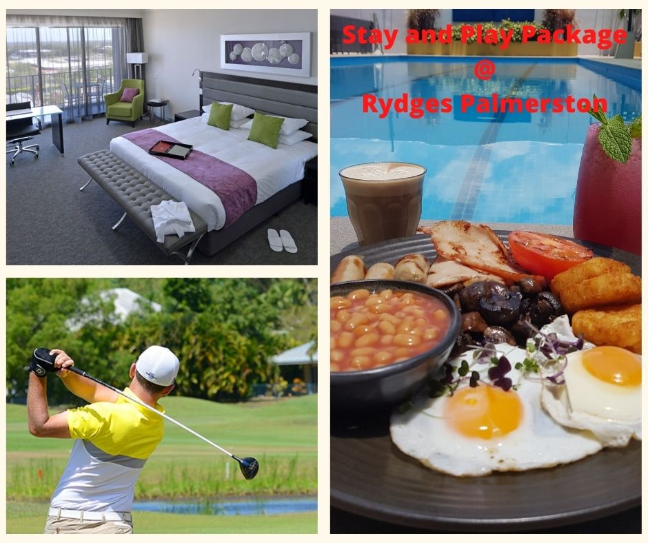 Rydges Stay and Play Package