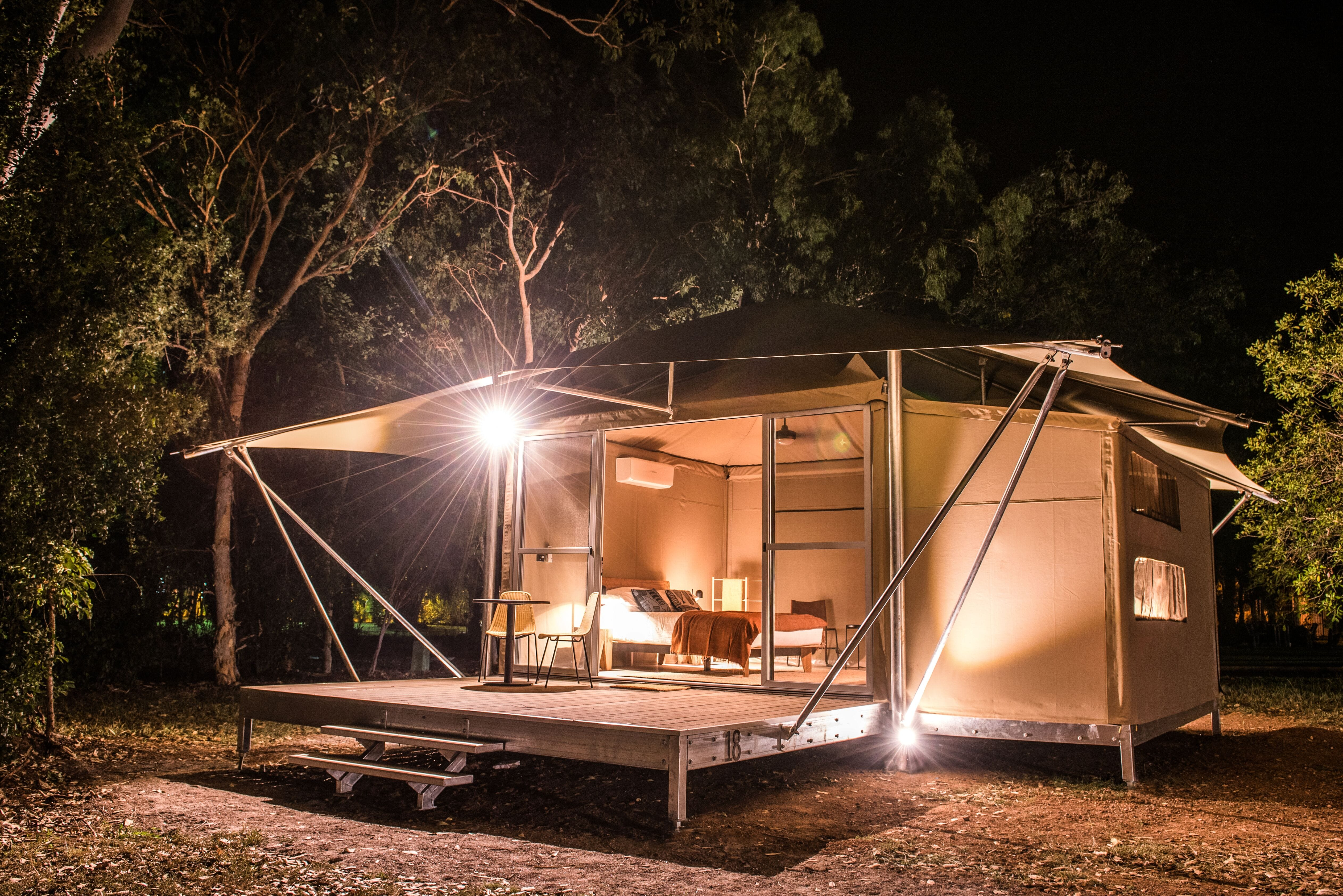 Cooinda - Outback Retreat Package