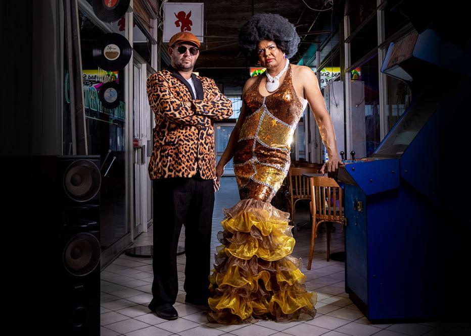 Ride the Night Train - Constantina Bush & Delve into the Tiwi Islands Art Culture