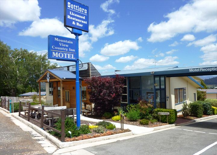 Mountain View Country Inn - Deloraine TASMANIA