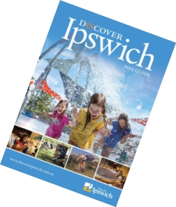 2015 Discover Ipswich Guide