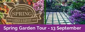 Ipswich Spring Garden Tour - Saturday 13 September 2014