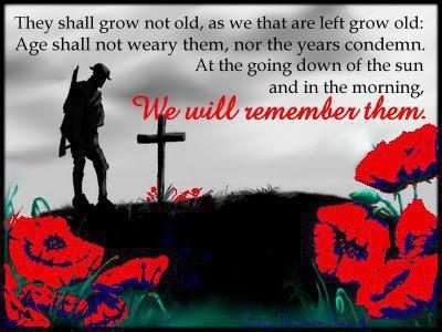 Kalbarri ANZAC Day 2015