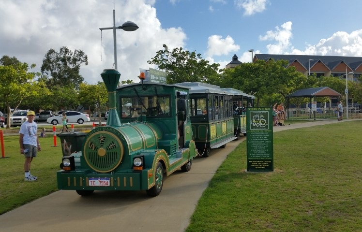 Tourist Fun Train Company