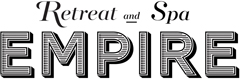 EMPIRE Spa Retreat logo
