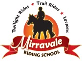 Mirravale Horse Riding School logo
