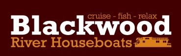 Blackwood River Houseboats logo