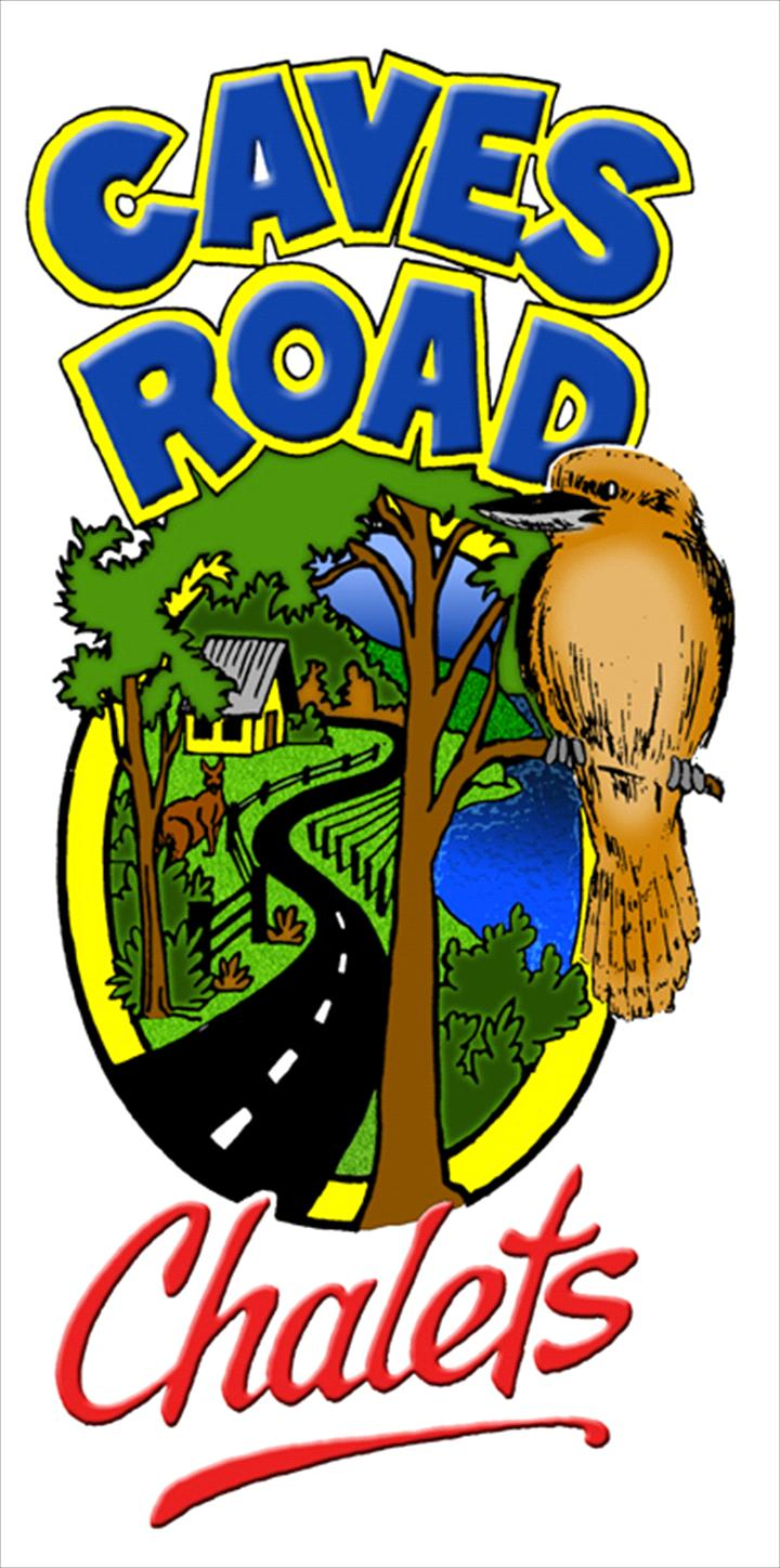 Caves Road Chalets logo