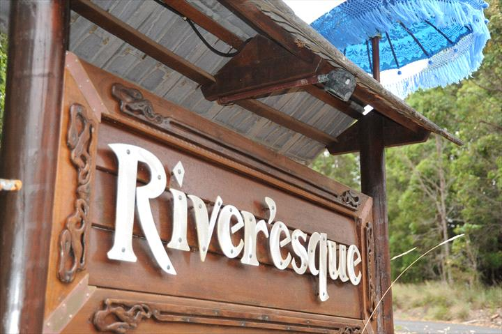 Riveresque logo