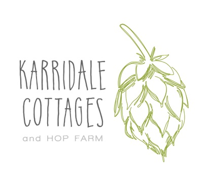 Karridale Cottages & Hop Farm logo