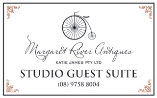 Margaret River Antiques – Studio Guest Suites logo