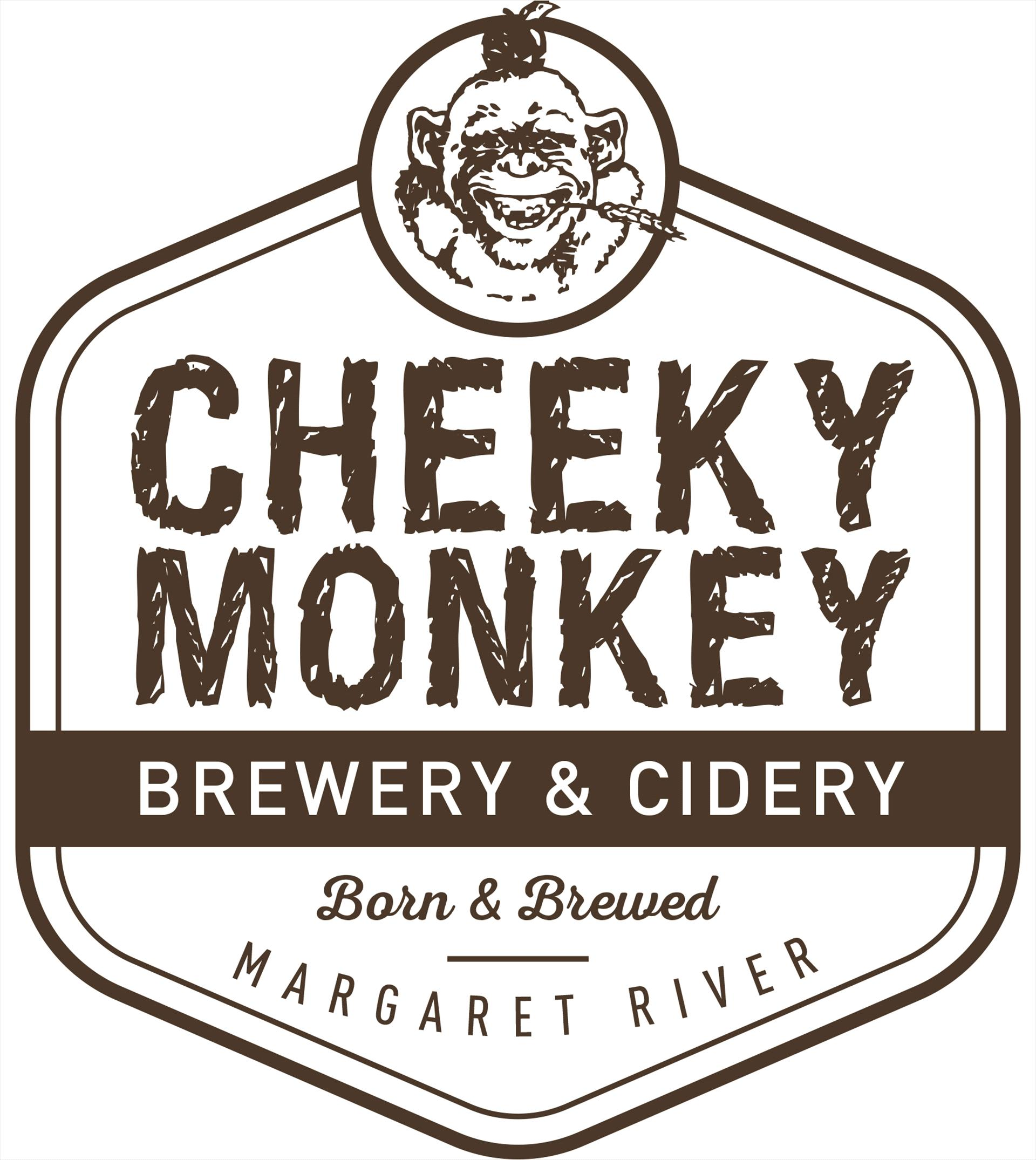 Cheeky Monkey Brewery & Cidery logo