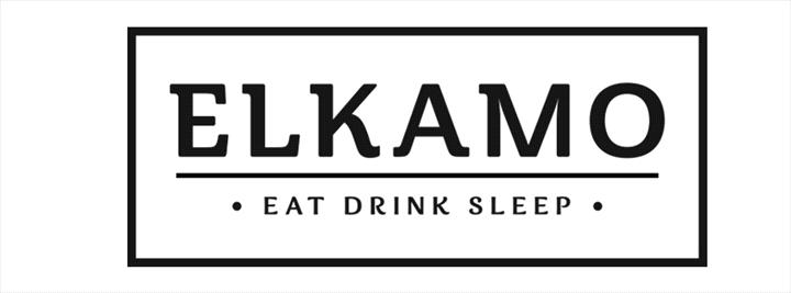 ELKAMO LUXURY SUITES logo
