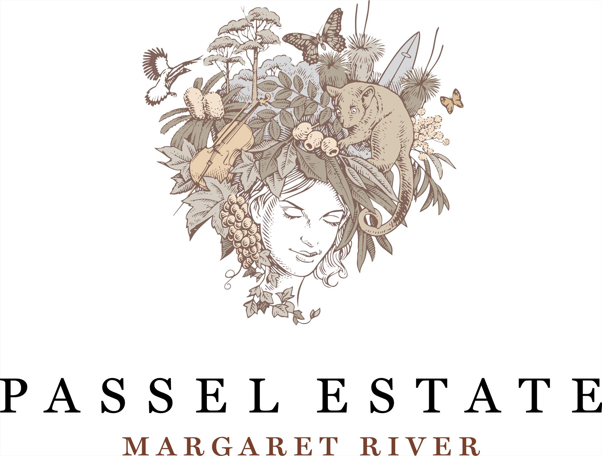 Passel Estate Guided Tasting logo