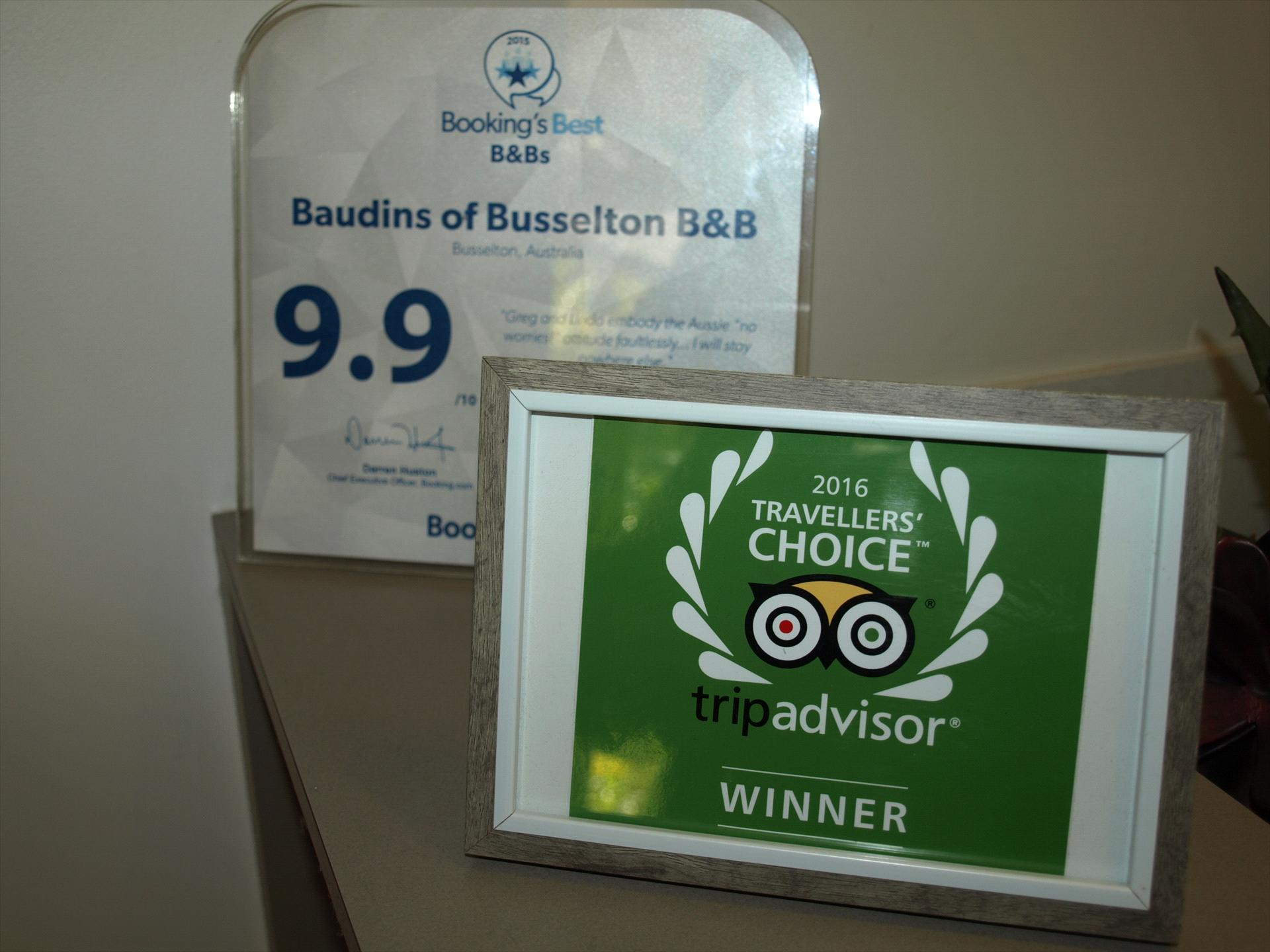 Baudins Of Busselton logo