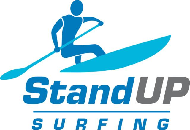 Stand Up Surfing logo