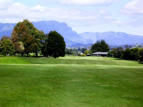 Sheffield Golf Course Fairway