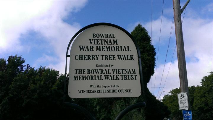 Cherry Tree Walk Bowral