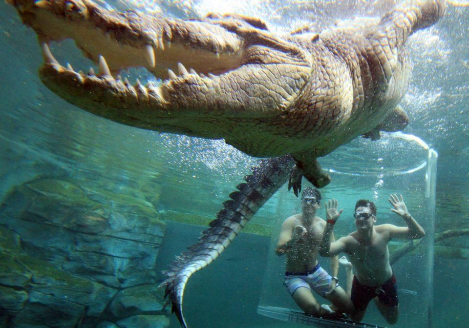 3 Nights Ultimate Darwin Croc Package