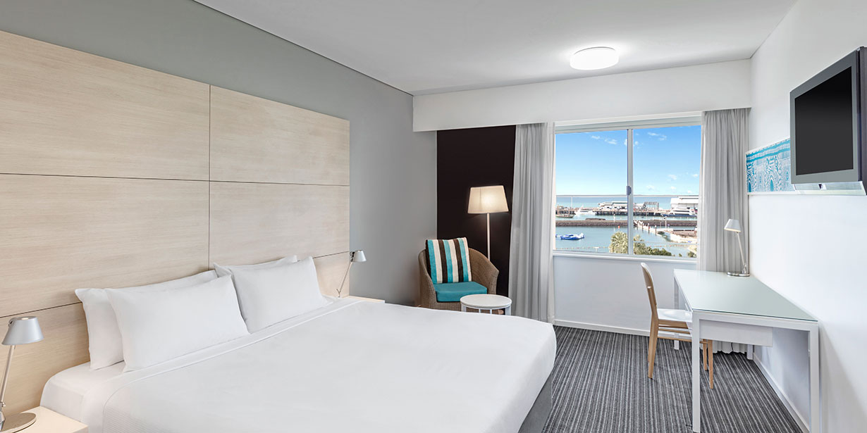 2 Nights Vibe Hotel Darwin Couples Escape - Guest Room with View