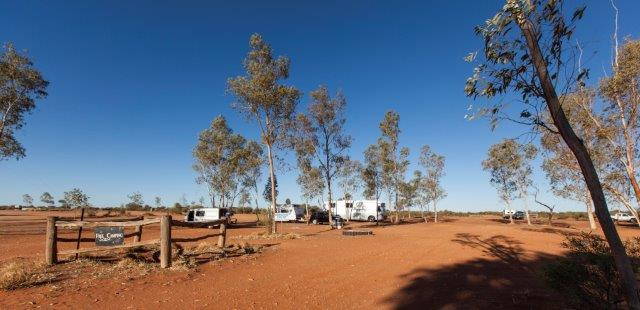 1 Night Curtin Springs Powered Site Family Deal