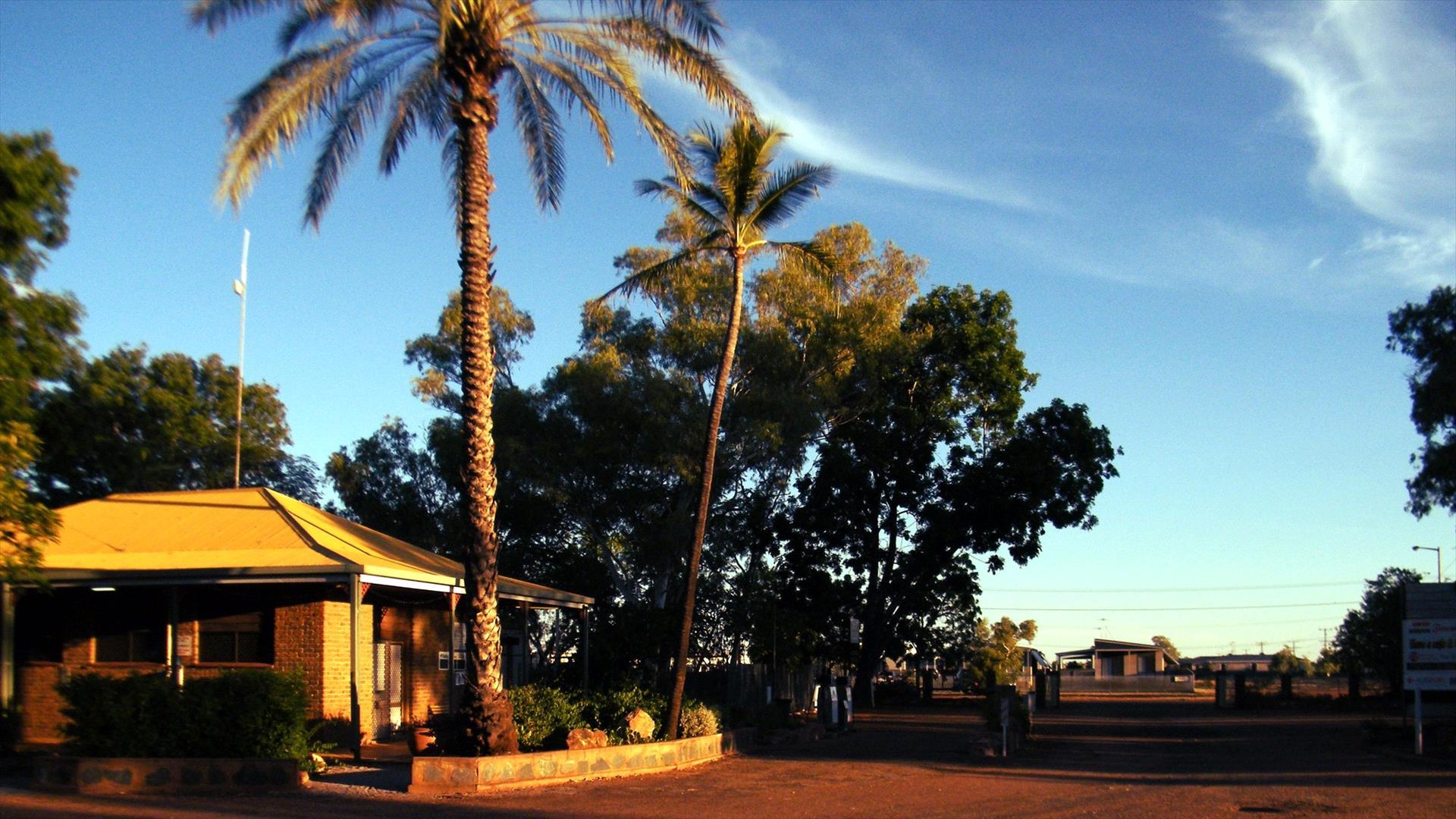1 Night Outback Caravan Park