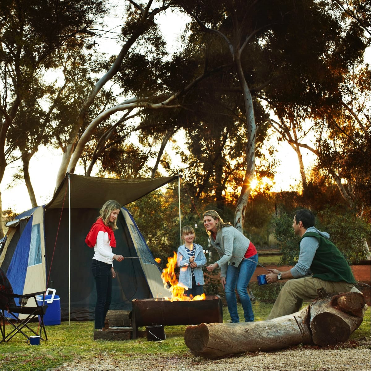 2 Nights Ayers Rock Campground unpowered Family Site