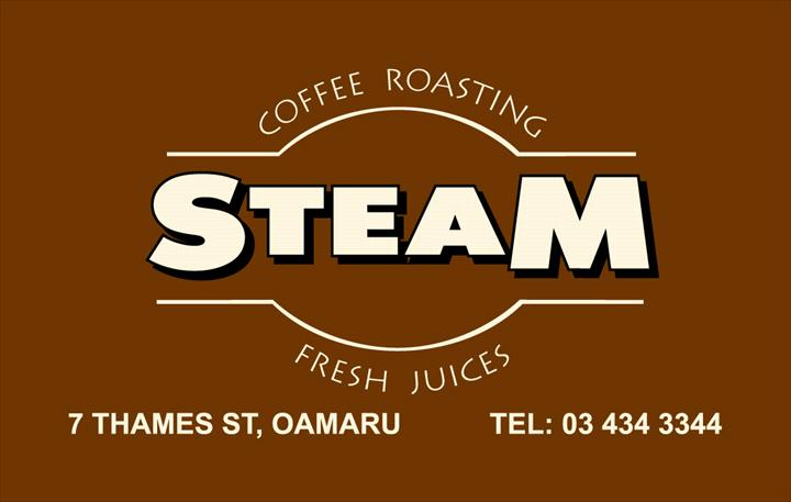 Steam Cafe